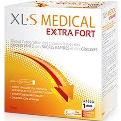 XL-S Medical Extra Fort 120 comprimés