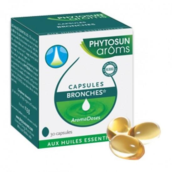 Phytosun Arôms Aromadoses Bronches 30 Capsules