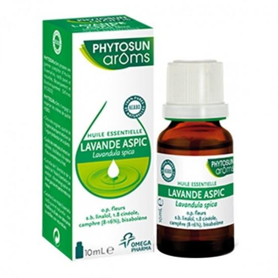 Phytosun arôms lavande aspic 10 ml