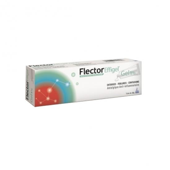 Flector effigel gel 1% 60 g