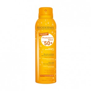 Bioderma photoderm max brume solaire spf 50+ 150ml
