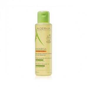 A-derma exomega control huille lavante émolliente flacon 500ml