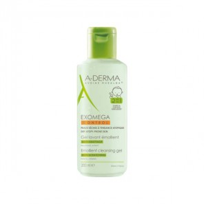 A DERMA EXOMEGA CONT GEL 2/1 200ML