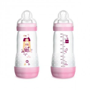 Mam easy start™ time for love biberon anti-colique 320ml
