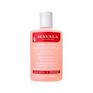 Mavala dissolvant extra-doux pour vernis à ongles 100ml