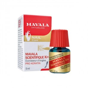 Mavala scientifique k+ durcisseur ongles 5ml