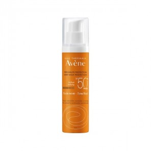 AVENE SOL FLUID 50+ TEINTE 50ML