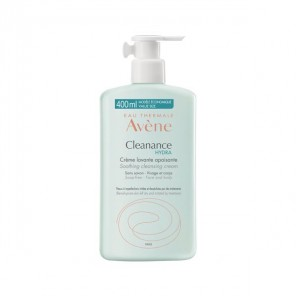 AVENE CLEANANCE HYDRA CR LAV APAIS 400ML