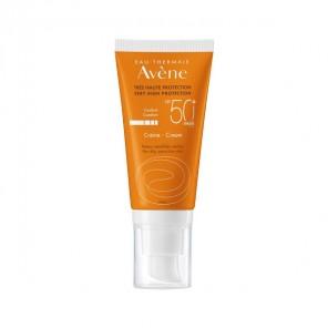 Avène crème solaire spf 50+ 50ml