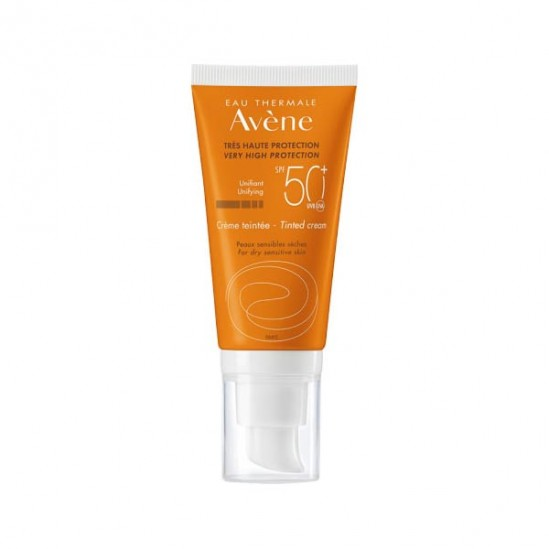 AVENE SOL CR 50+ TEINT 50ML