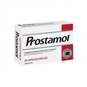 Prostamol complément alimentaire 30 capsules