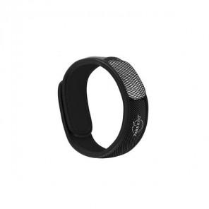 Parakito Bracelet anti-moustiques noir