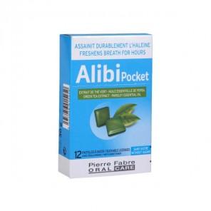 Pierre fabre alibi pocket 12 pastilles à sucer
