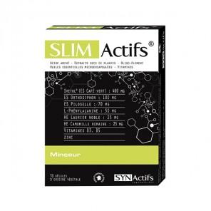 SYNACTIFS SLIMACTIFS GELUL 30