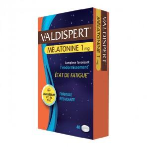 VALDISPERT MELATON 1MG+ MAGNES CPR40