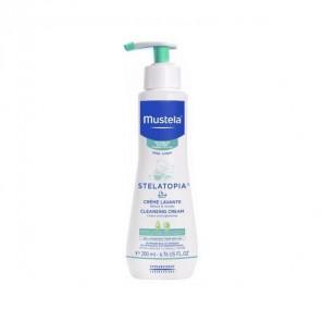 Mustela stelatopia® crème lavante 200ml