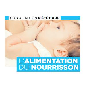Consultation alimentation du nourrisson
