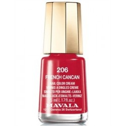 Mavala mini vernis à ongles 206 french cancan 5ml