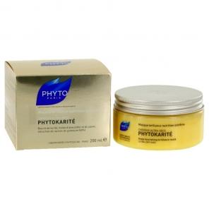 Phyto phytokarité masque brillance nutrition extrême 200ml