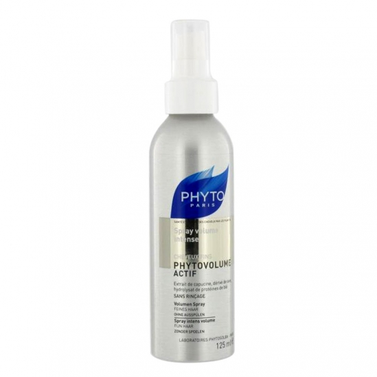 Phyto Phytovolume Actif Soutien Spray Volume Intense 125 ml