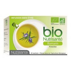 Nutrisante Infusion Bio Romarin 20 sachets