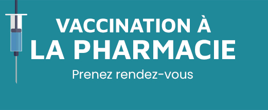 Vaccination à la pharmacie
