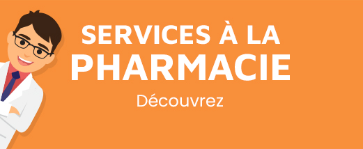 Services à la pharmacie
